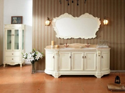 Bathroom furniture from Water
