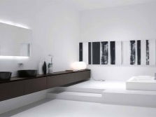 Bathroom furniture by Antonio Lupi