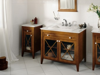 Furniture for bathrooms from Villeroy & boch