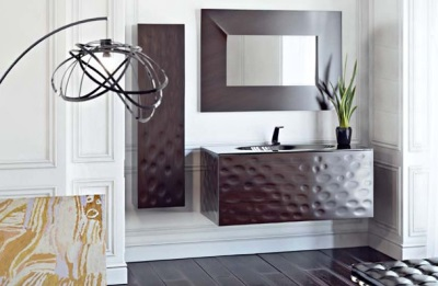 Bathroom furniture by brand Akvella