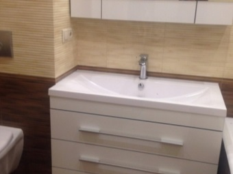 Bathroom furniture from Akvanet