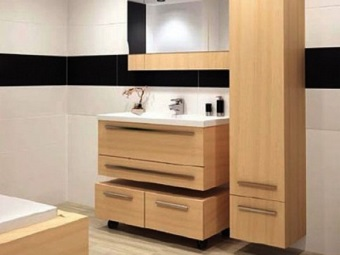 Bathroom furniture Akvanet
