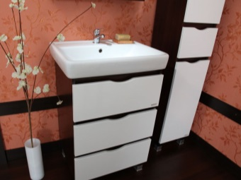 Bathroom furniture by brand Briklaer