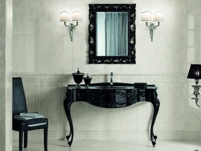 Table Bathroom