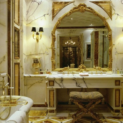 Reliable vanities in the bathroom