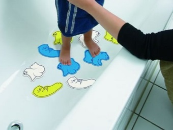 Dimensions mini bath mats