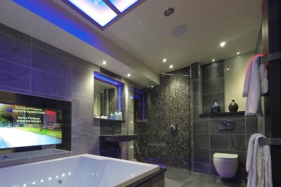 Disadvantages recessed luminaires for the bathroom