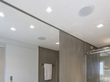 Recessed Bathroom - their shapes and sizes
