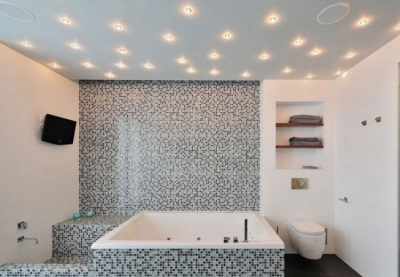 Tips for Choosing recessed luminaires for the bathroom