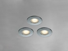 Fluorescent lamps for spot lighting fixtures in the bathroom damp proof