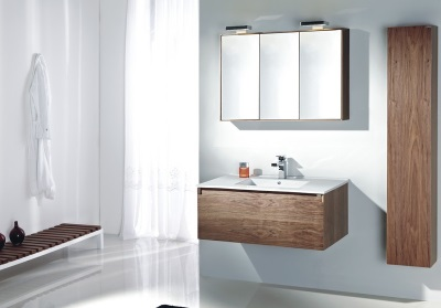 Disadvantages of the cabinet with mirror to the bathroom