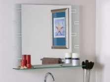Benefits for bathroom mirrors with shelf