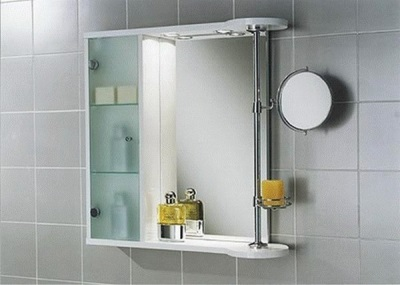 Disadvantages mirrors with shelves