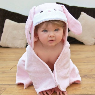 Towel - bunny for your child
