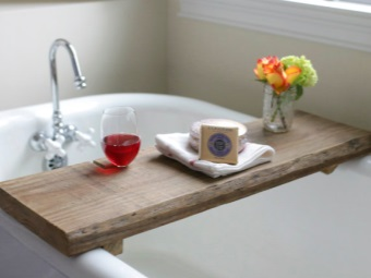 Shelf for bath