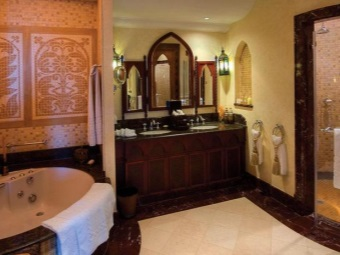 Arab Bathroom