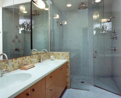 Tips for Choosing a glass partition to the bathroom