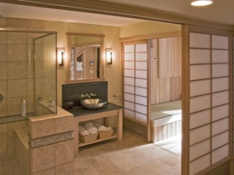 bathroom spa
