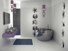 Correct plumbing in the bathroom feng shui