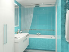 Rules of Feng Shui for the bathroom