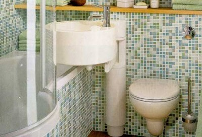 Rational small placing plumbing baths