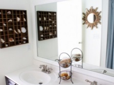 Maintaining marine style bathroom