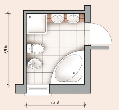Planning a bathroom