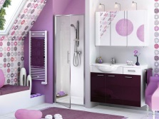 Furniture lilac bath