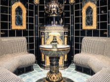 Hammam in apartment