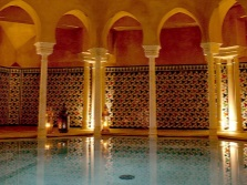 Design Turkish bath