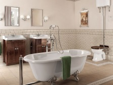 Bath in a classical setting