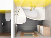 Example bathroom remodeling