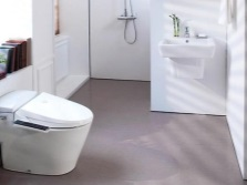 Remodelling a bathroom with bidet