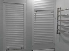 Installation choices for shutters