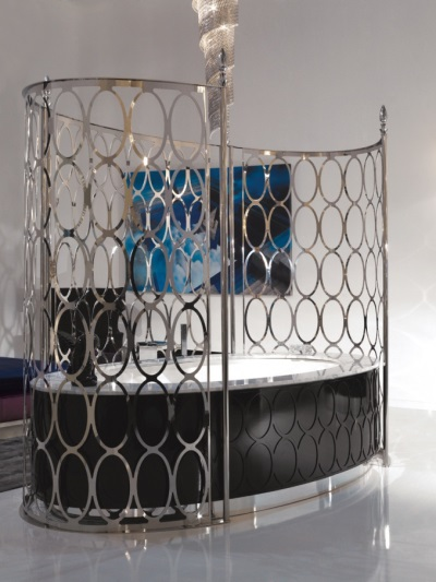 Designer metal screen