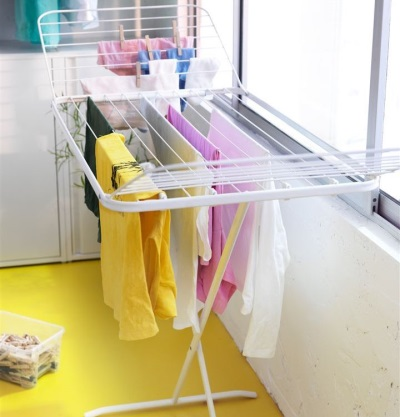 Outdoor Folding clothes dryer
