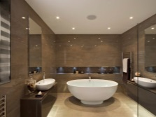 Best tiles for the bathroom - expert advice