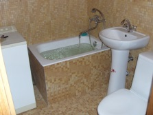 Small Bathrooms mini budget