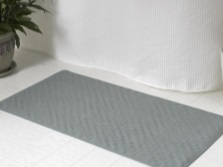 Rubber mats for bathroom budget
