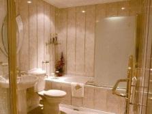 Bathroom remodeling budget is to purchase inexpensive but certified materials