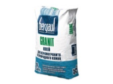 Glue for ceramic granite