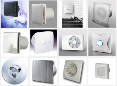 fans for bathrooms
