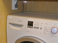 What if the washing machine during the spin cycle jumps ?