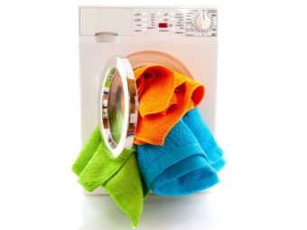 Reloads linen washing machine prevents proper operation , and results in damage