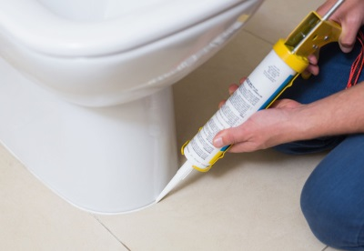 Processing sealant to prevent leakage