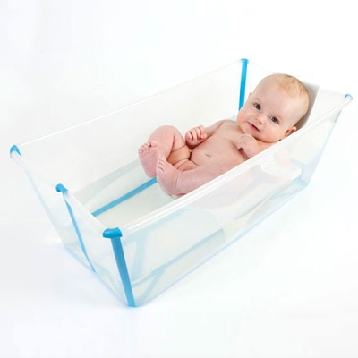 Foldable tray for newborn