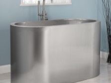 Bath Stainless Steel Bath