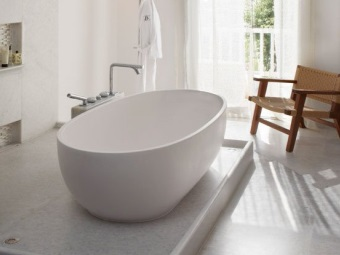 Tips for choosing a freestanding bath