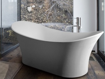 Recommendations for choosing a freestanding bath