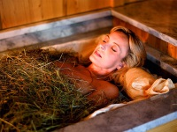 Herbal baths for health and beauty